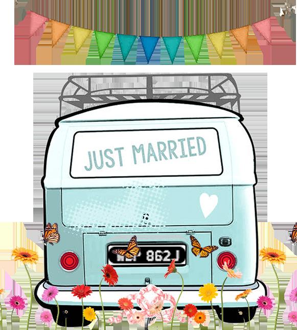 VW Campervan Wedding Hire Logo